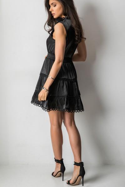 Shireen Sukienka Black