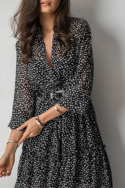 Lucinda Sukienka Maxi Black