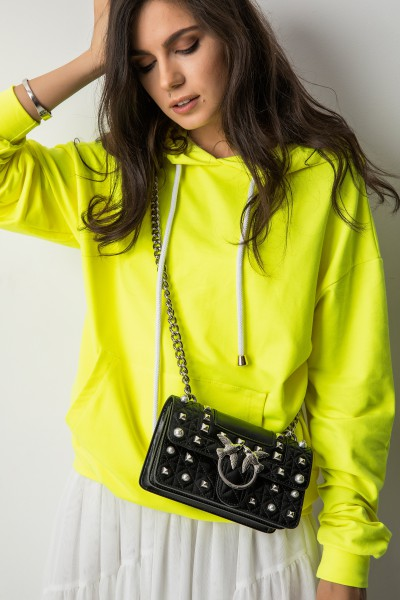 Aura Bluza Neon Yellow