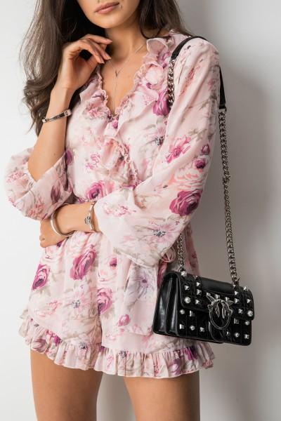 Stephanie Sukienka Kwiaty Róż