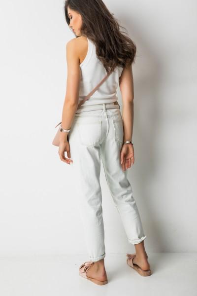 3D593 Spodnie Boyfriend Jeans