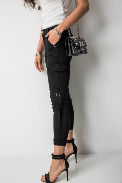 RD5513 Spodnie Black