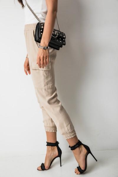 Safari Spodnie Beż