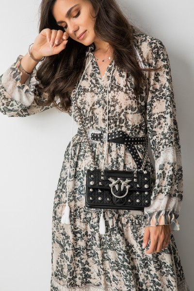 Clotilde Sukienka Maxi Khaki