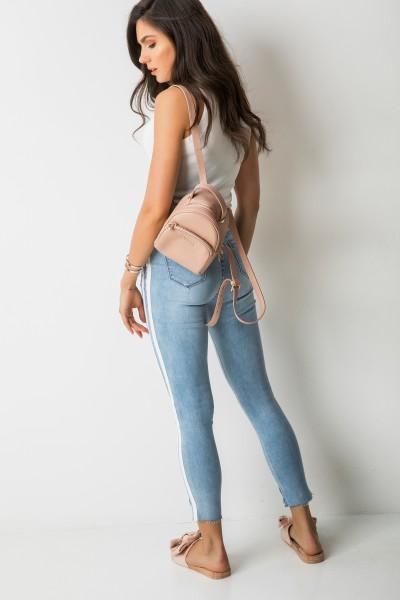 F671 Spodnie Lasmpas Jeans