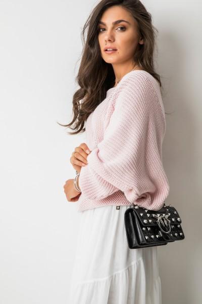Molly Sweter Oversize Róż
