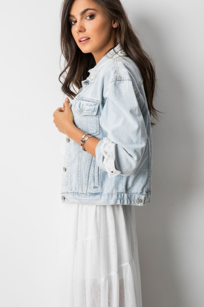 8006 Kurtka Katana Jeans
