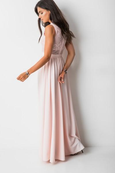 Tracy Sukienka Maxi Róż