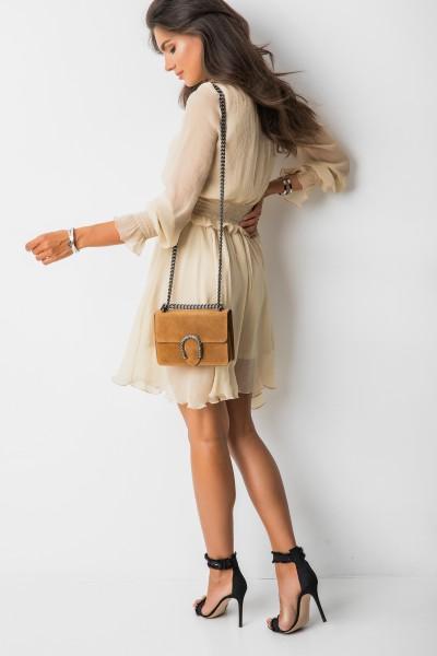 Chelsea Sukienka Light Beige