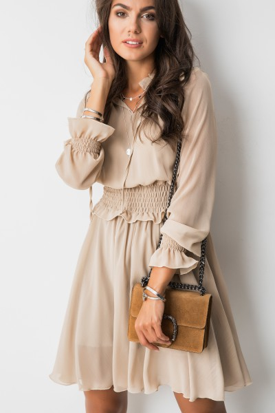 Chelsea Sukienka Latte