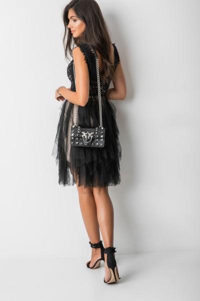 Cleo Sukienka Midi Róż