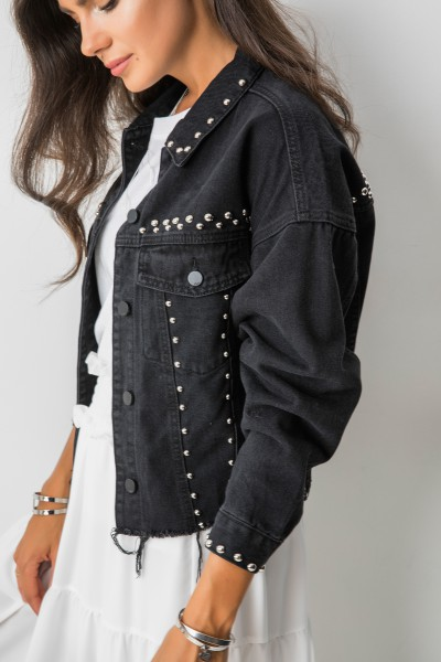 K272 Katana Jeans Black