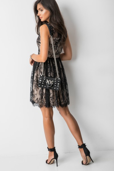 Fabia Sukienka Black