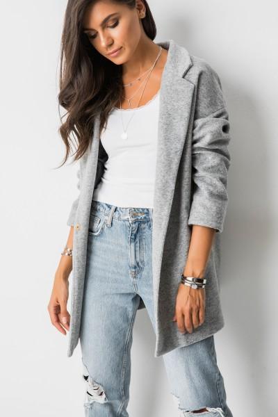 Klasyczny Płaszcz Grey
