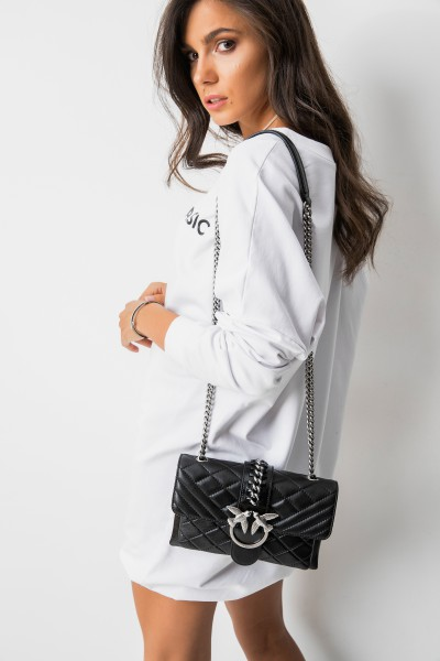 Fiora Bluza Oversize White