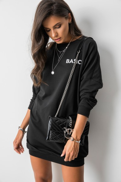 Fiora Bluza Oversize Black