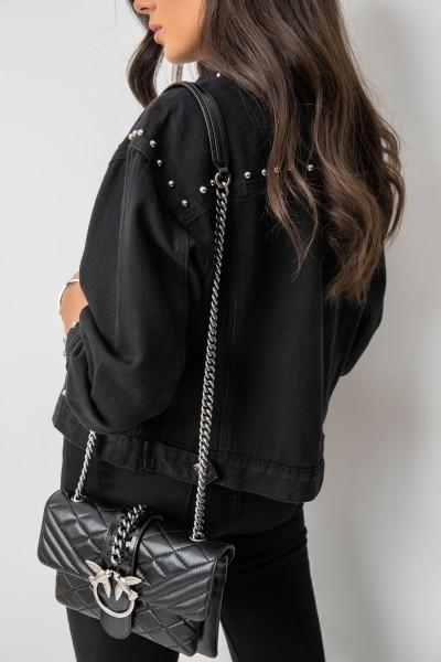 V738N Katana Jeans Black