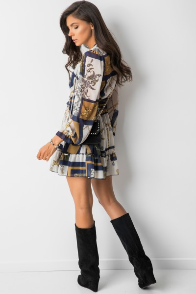 Pablita Sukienka Granat