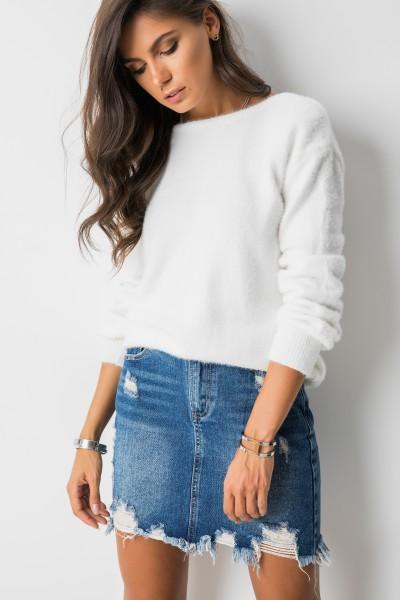 3D-1149 Spódniczka Jeans