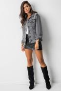 M1217 Katana Jeans Grey