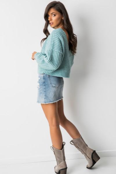 FJ1016-B Spódniczka Jeans