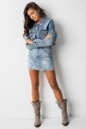 W3202 Katana Jeans Blue