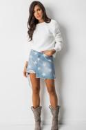 Spódniczka Stars Mini Jeans