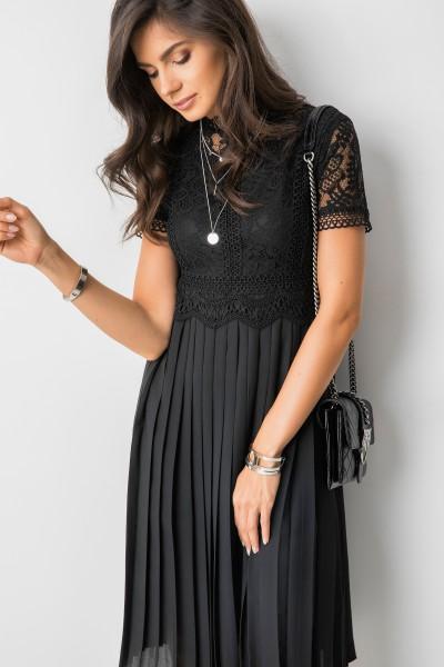 Josie Sukienka Midi Black