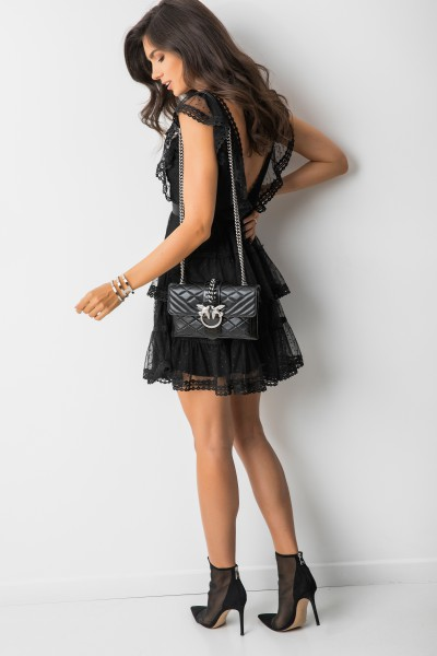 Aisha Sukienka Black