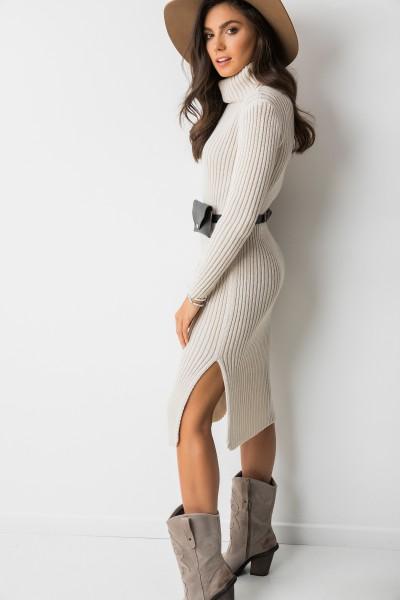 Rima Sukienka Golf Beż