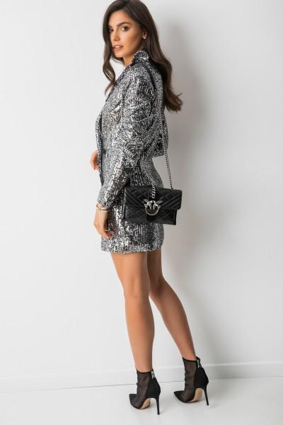 Jasira Sukienka Silver