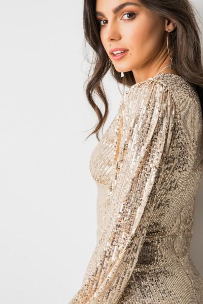 Anisa Sukienka Gold