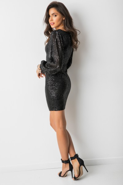 Malika Sukienka Black