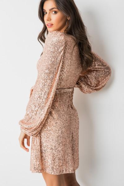 Aisza Sukienka Rose Gold