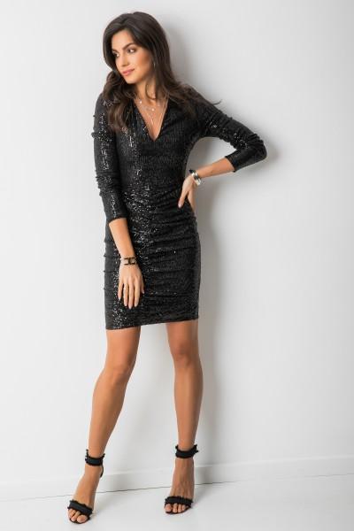 Fatina Sukienka Black