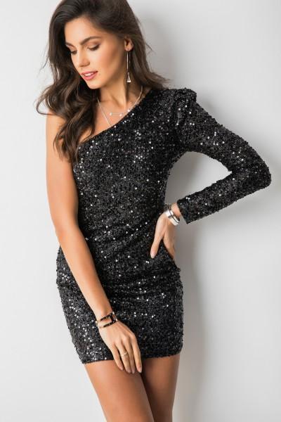 Nel Sukienka Black