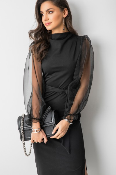 Doria sukienka Black