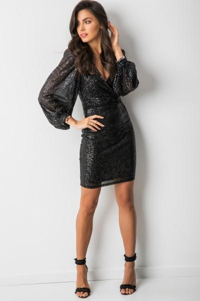 Tia Sukienka Black