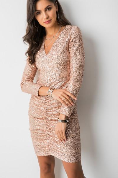 Fatina Sukienka Rose Gold