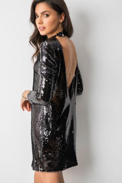 Sabira Sukienka Black