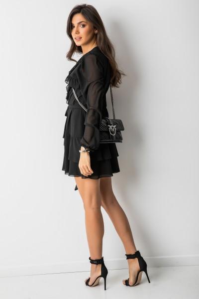 Delver Sukienka Black