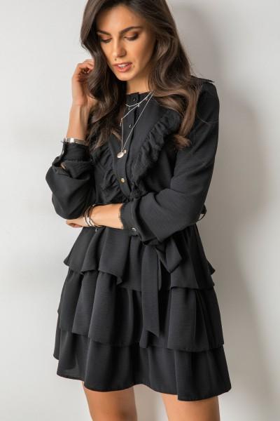 Dastina Sukienka Black