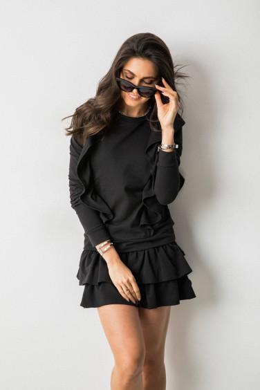 Bella Bluza Czarna