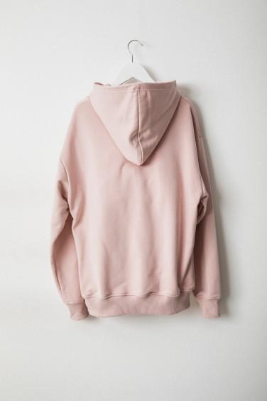 Cora Bluza Z Kapturem Pink