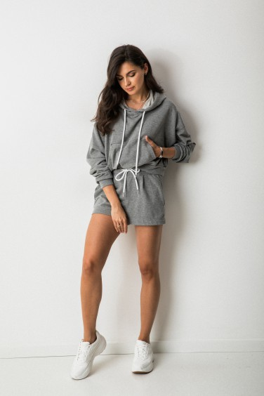 Komplet Dresowy Grey