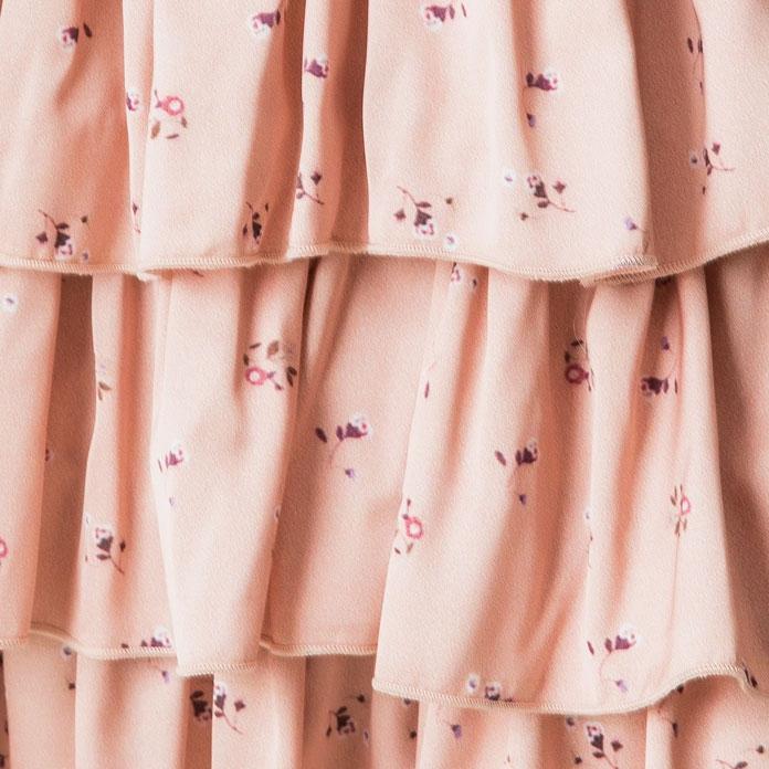 Britt Spódniczka Flowers Pink