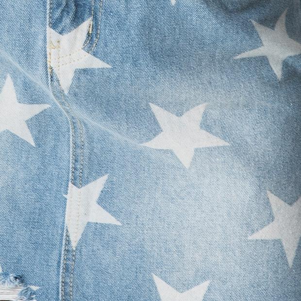 Spódniczka Stars Mini Jeans j248