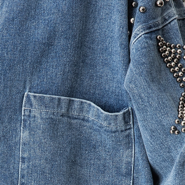 G113 Katana Jeans Perły Blue
